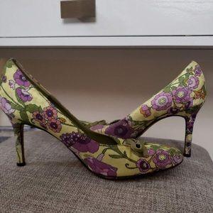 Issac Mizrahi Italian Label heels